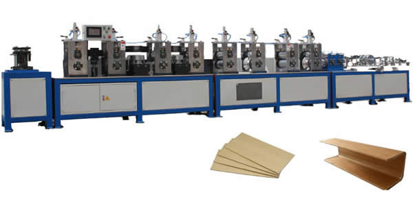 FT-S620 U-Profile Edge board Machine