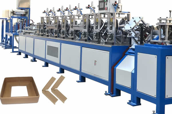 FT-S610 Angle Board Machine(V Profile + notching)
