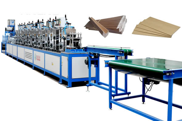 FT-S630 Angle Board Machine (V Profile + Flatboar)